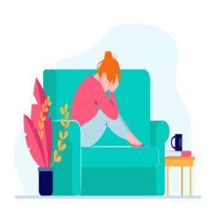 コロナウイルス感染の後遺症の背景とは? その3.頭痛と関節炎の痛みについて
